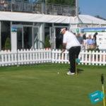 Kramer&Whyte-Kramerworld-Golf spielen